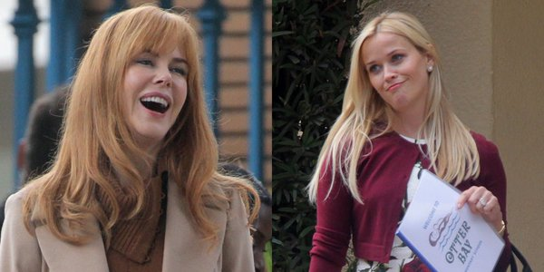 """Big Little Lies"" Nicole Kidman ve Reese Witherspoon'u Buluşturacak"