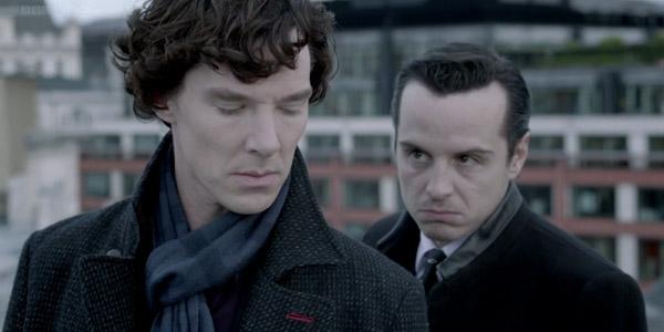 Sherlock'un 4.Sezonundan İlk Resmi Fotoğraf ve Son Detaylar
