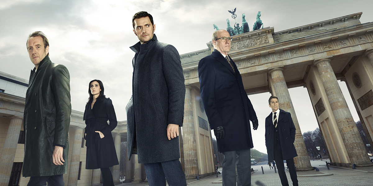 Berlin Station'a 2.Sezon Onayı Geldi