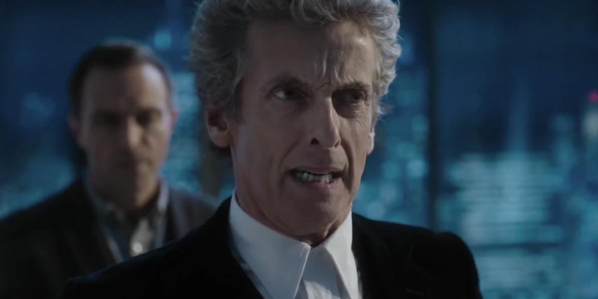 Doctor Who Yılbaşı Özel Bölümünden Yeni Klip