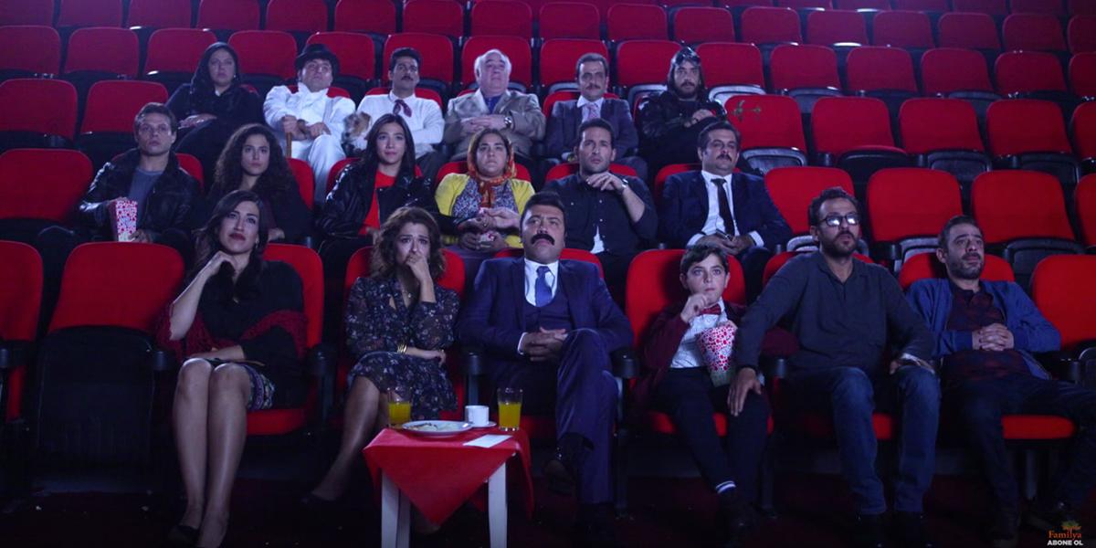 Familya Dizisine Hayranlarından Videolu Veda