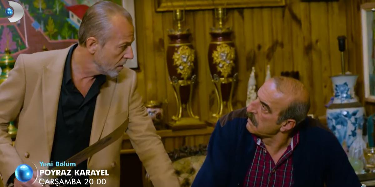 Poyraz Karayel'in 69.Bölümünde Heyecan Dorukta