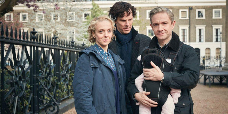 Sherlock 'un 4.Sezonundan Yeni Fotoğraflar