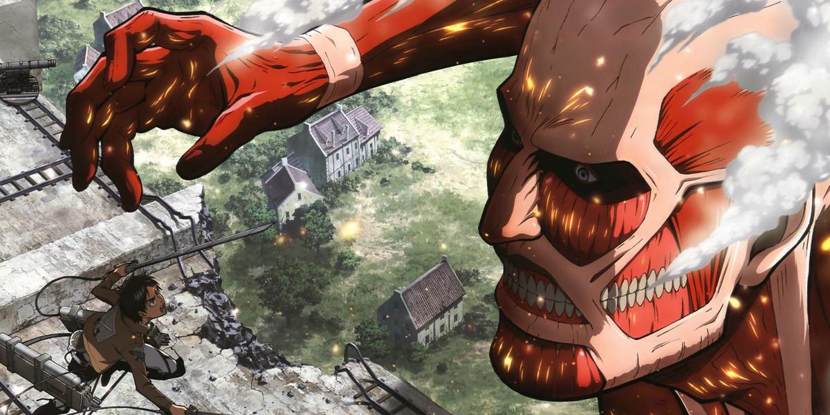 Attack on Titan'ın 2.Sezonundan Yeni Fragman