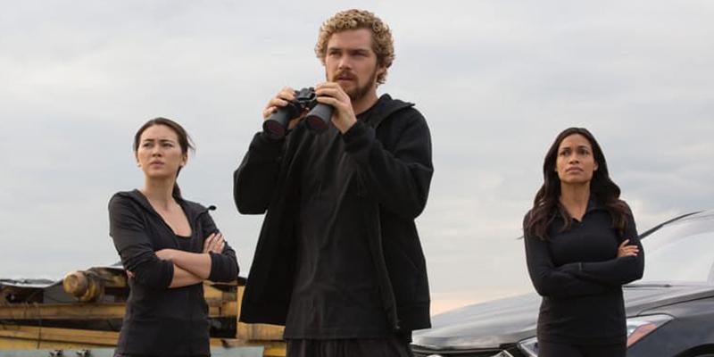 Merakla Beklenen Iron Fist'ten Yeni Fotoğraflar Geldi