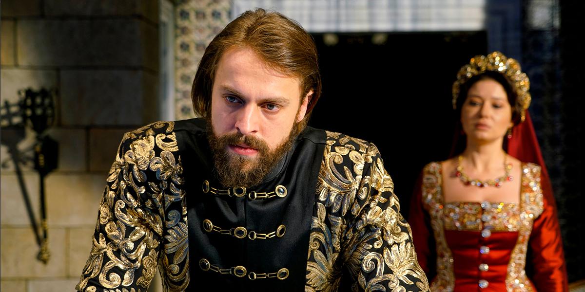 Muhteşem Yüzyıl Kösem'de Sultan Murad İhanetlerle Sarsılıyor