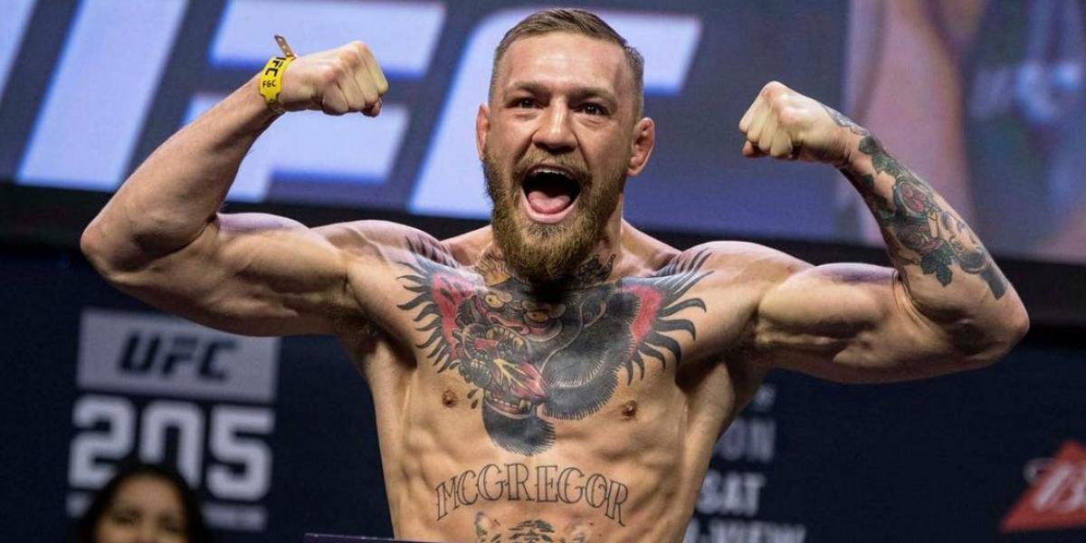 UFC Dövüşçüsü Conor McGregor Game of Thrones'a Katıldı