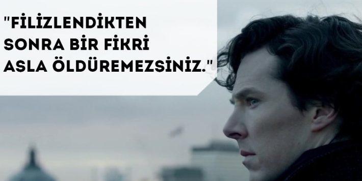 Sherlock'tan Akıllara Kazınacak En İyi 12 Replik   Çağla Üren