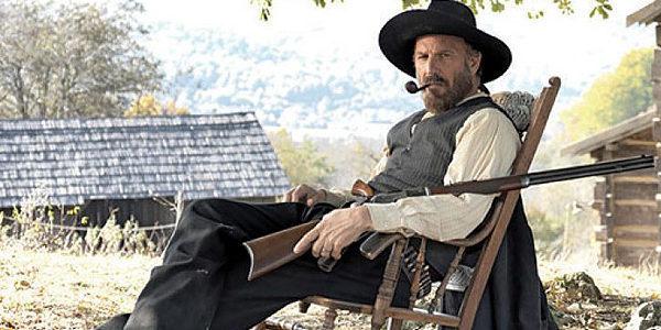 Kevin Costner'dan Western Dizi Planı
