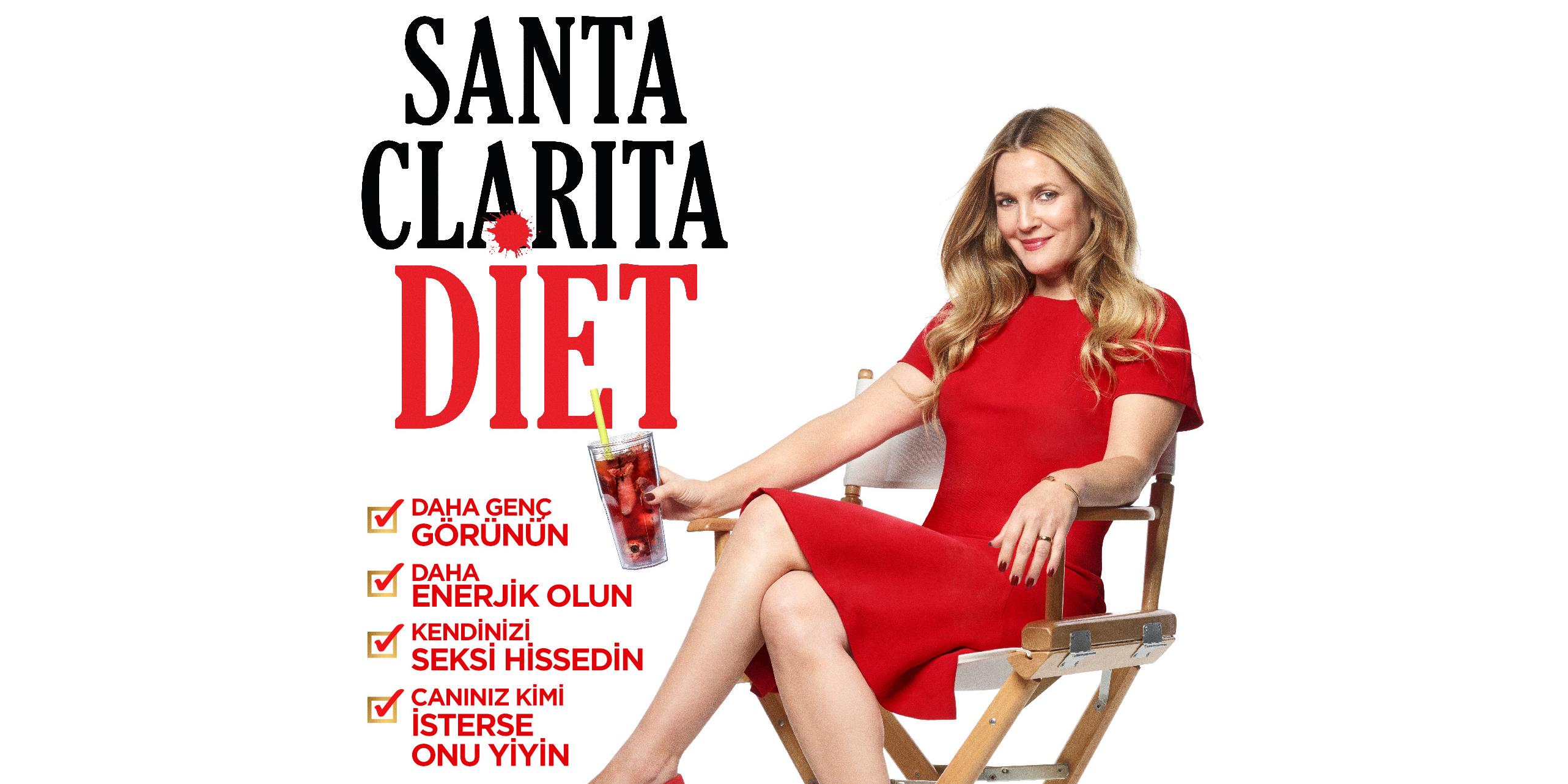 """Foto Galeri&Fragman: Drew Barrymore """"Santa Clarita Diet"""" ile Ekranlara Dönüyor"""