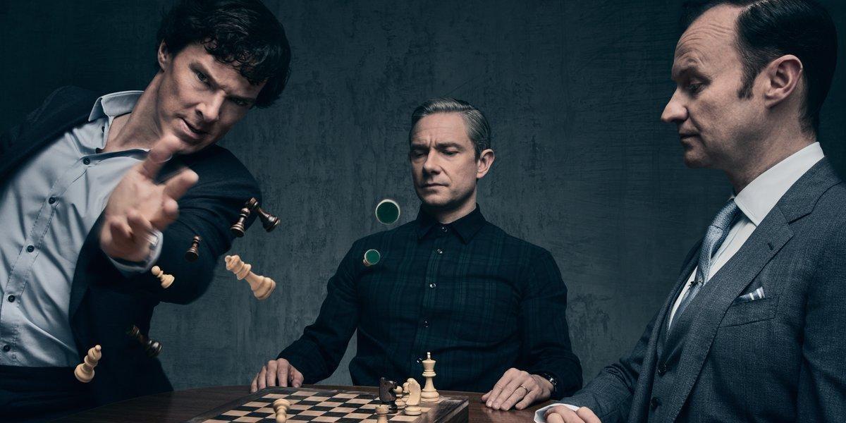 Sherlock'ta 4.Sezonun Ardından: Ne Oldu, Bundan Sonra Ne Olacak? |Koray Sarıdoğan