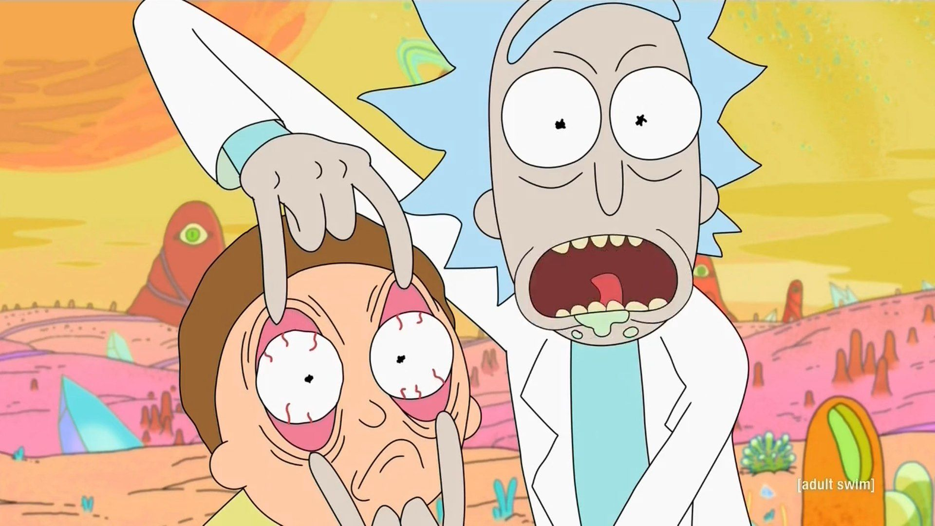 Rick and Morty 3.Sezonuna Doğru: Viral Website Açıldı