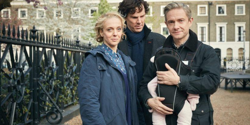 Steven Moffat Sherlock'un Muhtemel Yeni Sezonu Üzerine Konuştu