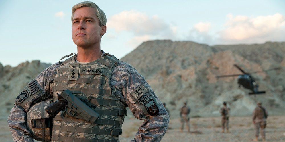 "Brad Pitt'li Netflix Filmi ""War Machine""den İlk Fragman Geldi"
