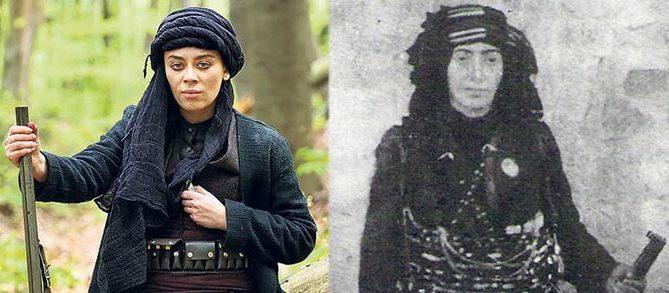 Vatanım Sensin'de Demet Evgar'ın Canlandırdığı Kara Fatma Kimdir?