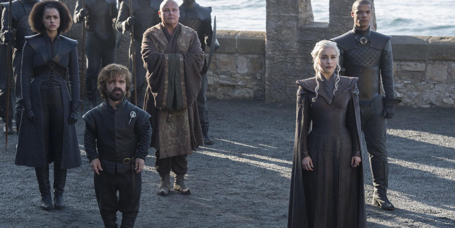 Game Of Thrones'un 7. Sezonundan Yeni Görüntüler Yayınlandı