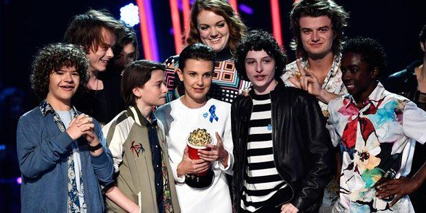 2017 MTV Film ve TV Ödüllerini Sahiplerini Buldu