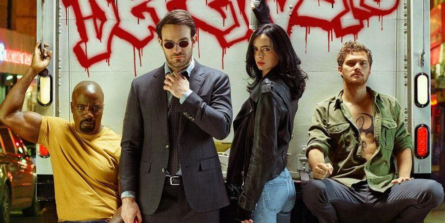 Marvel ve Netflix Ortaklığındaki The Defenders'tan İlk Fragman Geldi