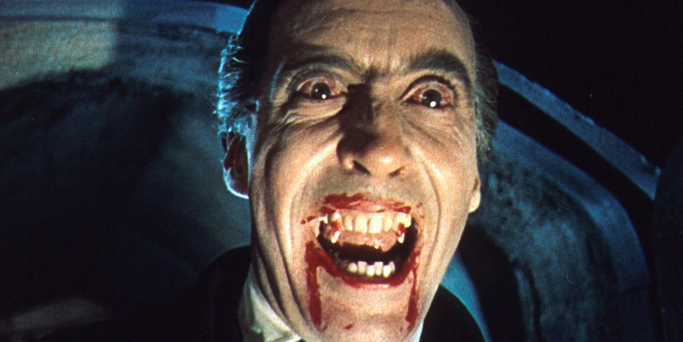 TITLE: DRACULA (1958) ¥ PERS: LEE, CHRISTOPHER ¥ YEAR: 1958 ¥ DIR: FISHER, TERENCE ¥ REF: DRA015CJ ¥ CREDIT: [ THE KOBAL COLLECTION / HAMMER ]