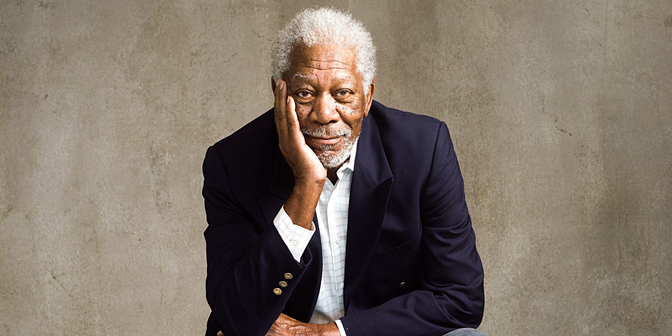 Morgan Freeman Hepimizin Hikayesini Anlamak İçin Yola Çıkıyor