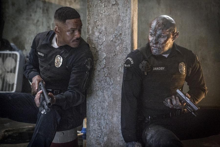 Will Smith ve Joel Edgerton'ı Buluşturan Netflix Filmi Bright'tan Yayın Öncesi Son Fragman