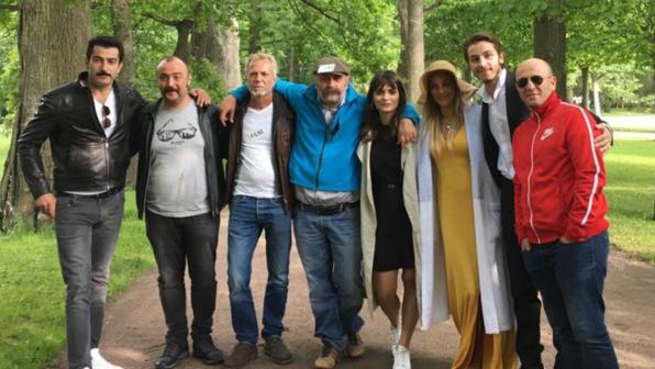 Cingöz Recai Filminde Yıldızlar Geçidi Olacak