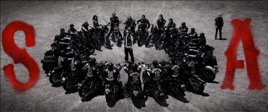 Bir Efsane ile Tanışın: Sons of Anarchy | Necdet Cem Hürcan