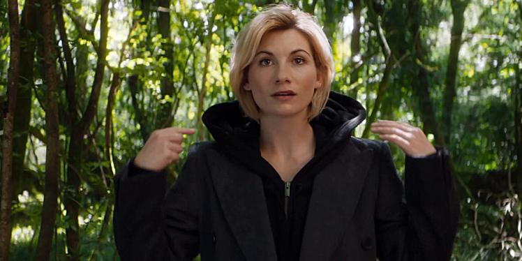 TARDIS'e Kadın Eli Değiyor | Gökhan Tosun