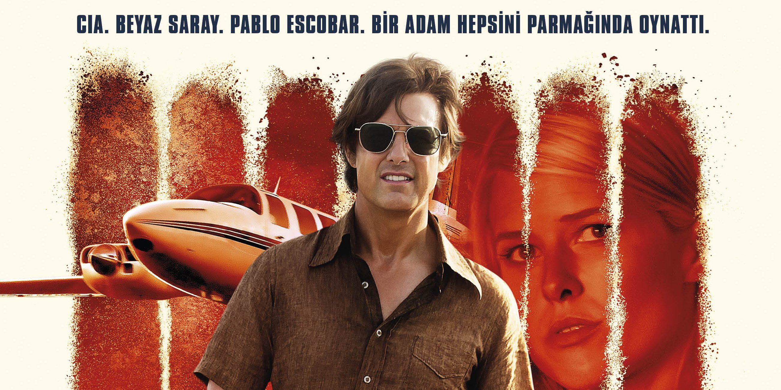 """Tom Cruise'lu """"Barry Seal: Kaçakçı"""" 8 Eylül'de Vizyonda"""