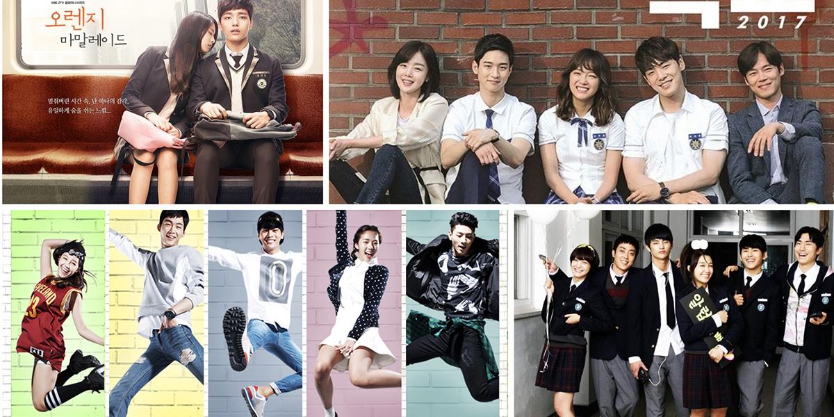 Lise Temalı En İyi 10 Kore Dizisi | Burcu Babal