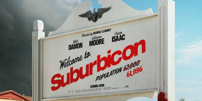 Suburbicon : George Clooney'nin Yeni Filminden İlk Fragman Geldi