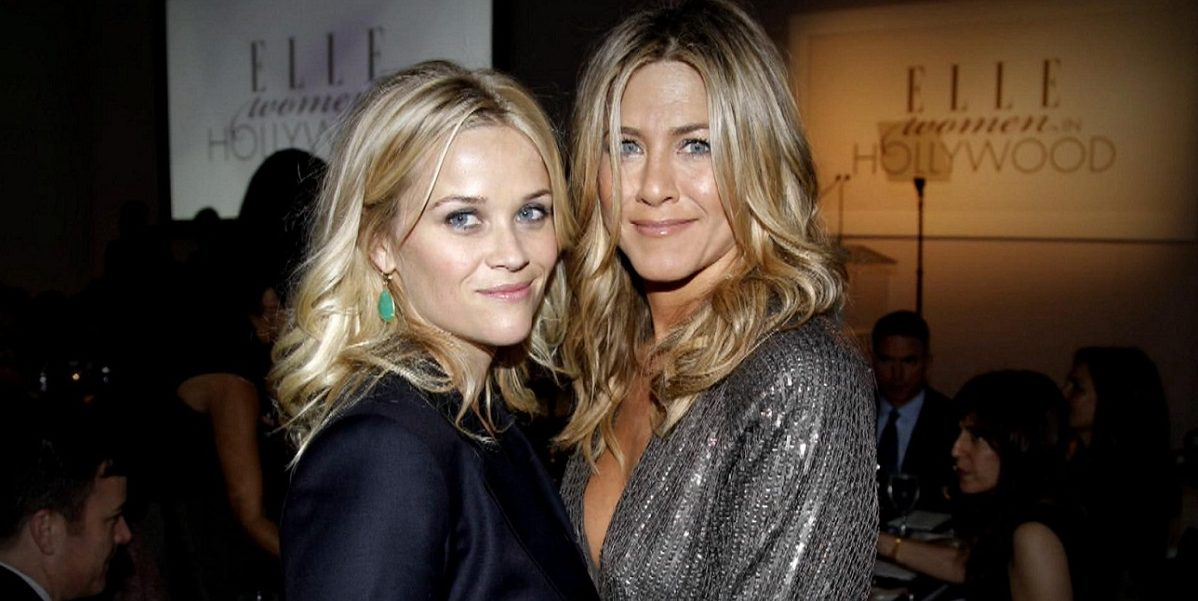 Jennifer Aniston ile Reese Witherspoon Yıllar Sonra Aynı Dizide