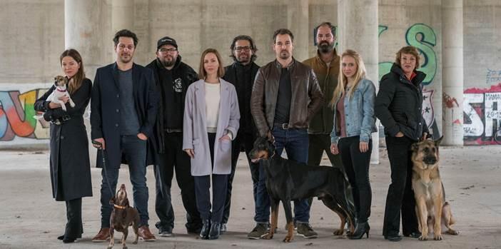 Netflix İkinci Alman Orijinal Dizisi Dogs of Berlin'in Çekimlerine Başladı