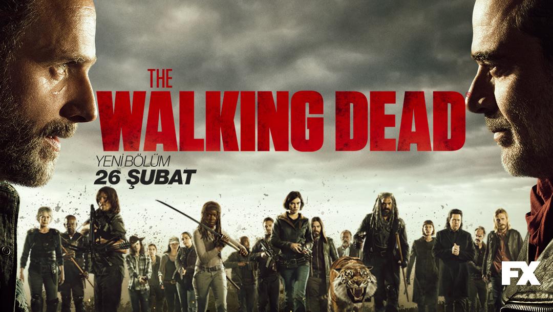 The Walking Dead 8. Sezonun Yeni Bölümleriyle Şubat'ta Dönüyor