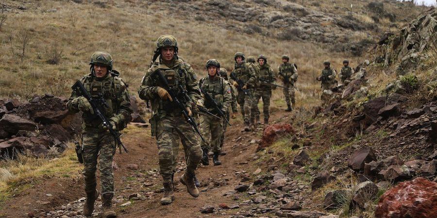 Foto Galeri | Savaşçı: Kılıç Timi ve Azerbaycan Özel Kuvvetleri Barış İçin El Ele