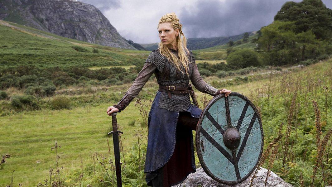 Korkusuz Bir Viking Kadınının Portresi: Lagertha I Cenk Tan