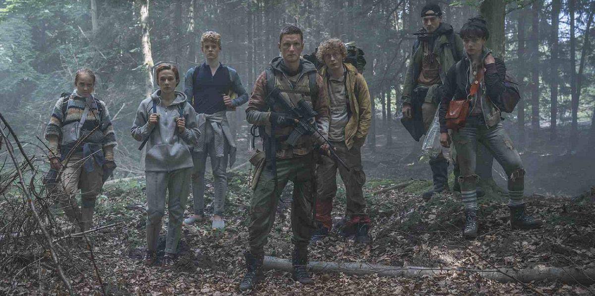 Netflix'in İlk Danimarka Dizisi The Rain, Baharda Ekranda