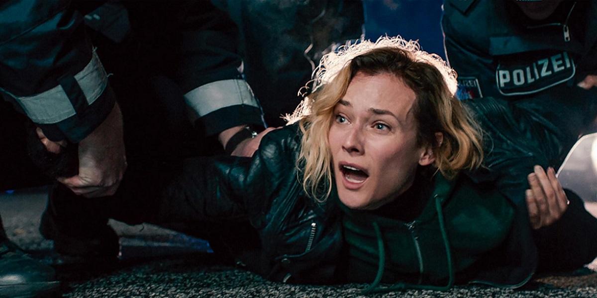 """Diane Kruger: """"Paramparça""""da Katja'yı Canlandırırken Boğuluyormuş Gibi Hissettim"""