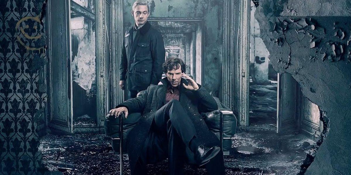 Sherlock'ta 5. Sezon, En Erken 2 Yıl Sonra