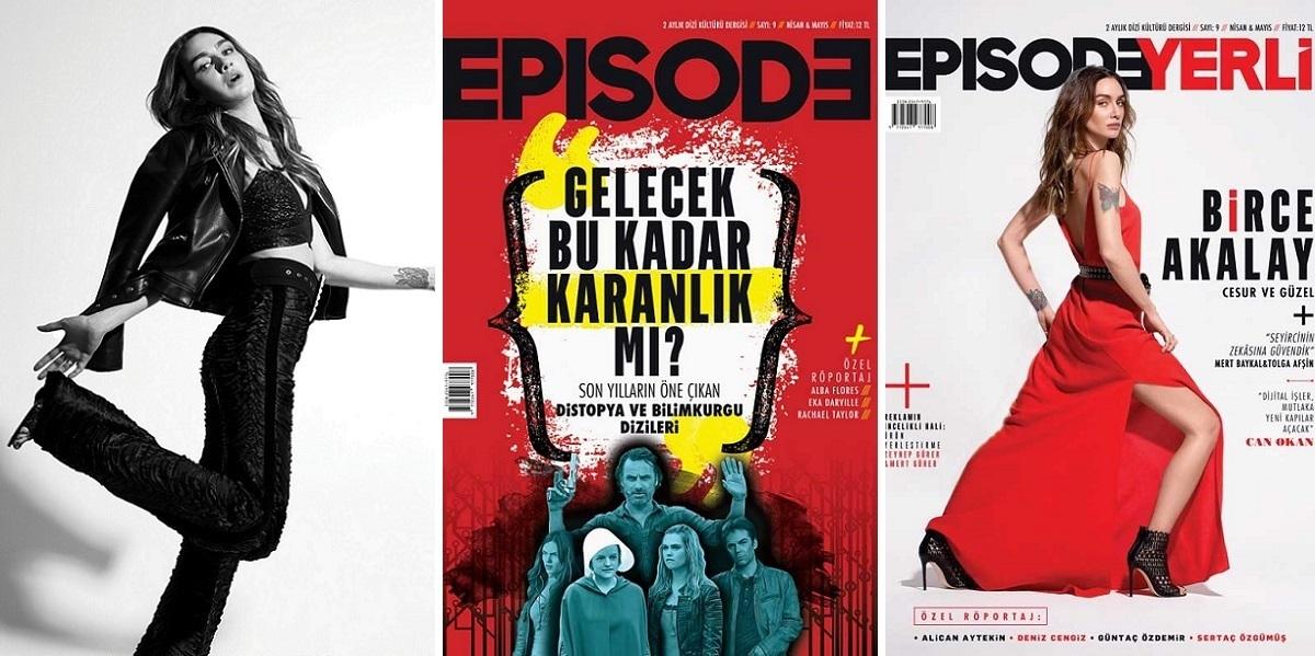 Episode Dergi'nin Yeni Sayısı, Tüm Türkiye'de Satışta