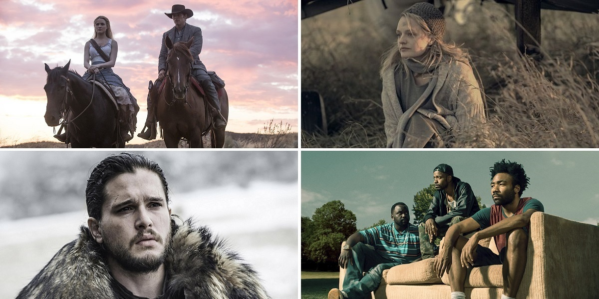 """Emmy Adayları Açıklandı: """"Game of Thrones"""", """"Westworld"""" ve """"The Handmaid's Tale"""" Önde"""