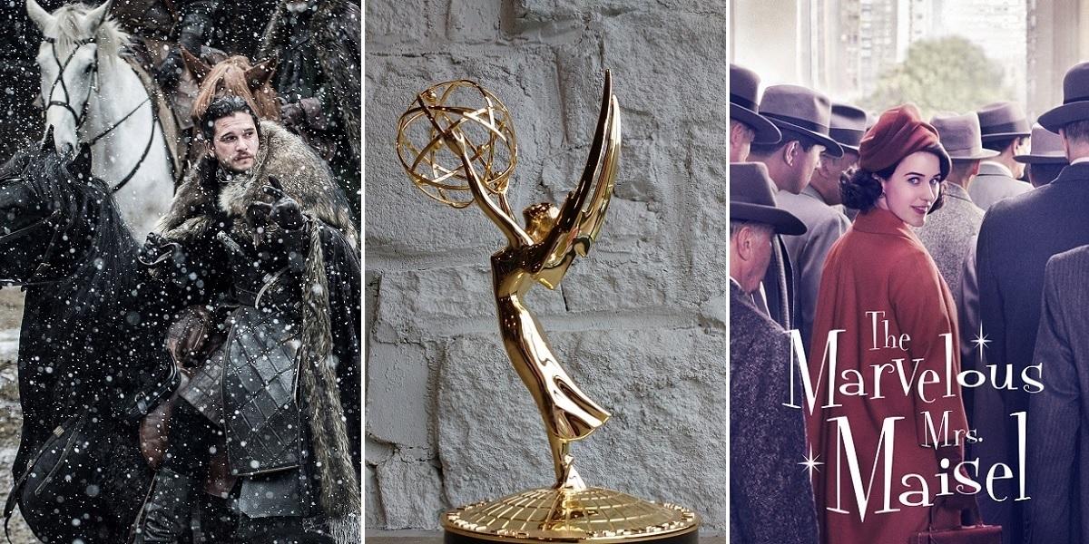 "70. Emmy Ödülleri'ne ""GoT"" ve ""The Marvelous Mrs. Maisel"" Damgası"