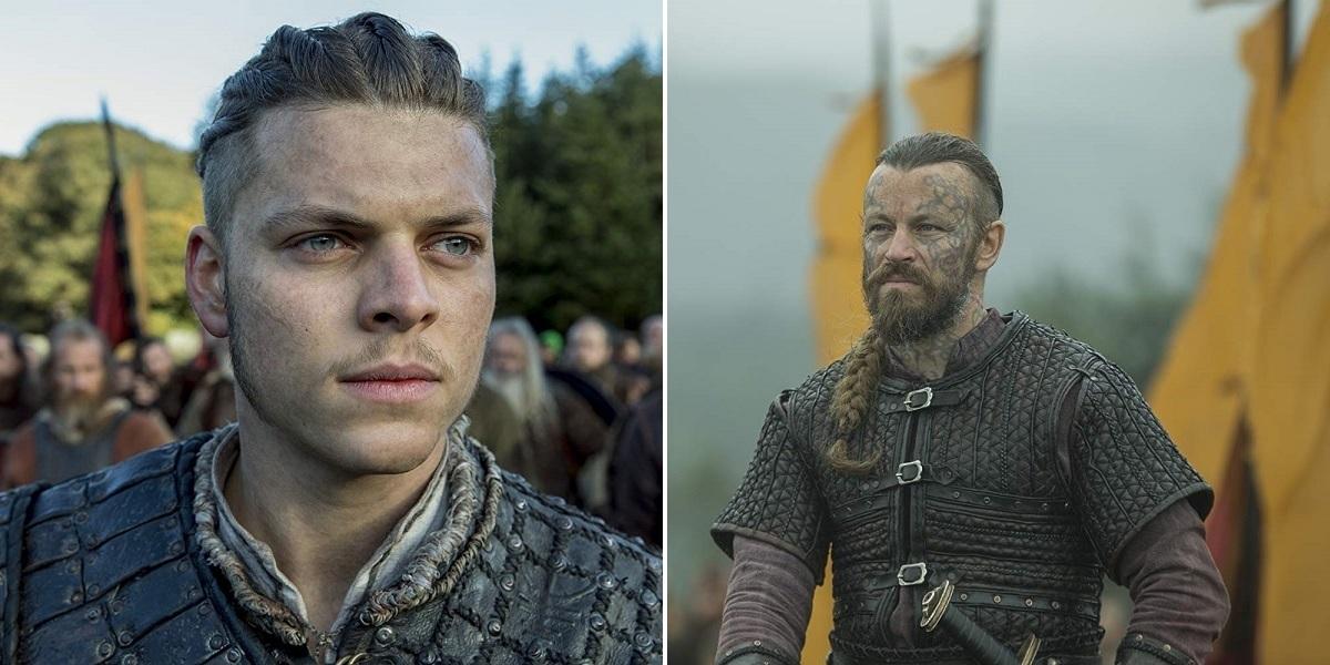 """""""Vikings""""in İki Yıldızı Alex Høgh Andersen ve Peter Franzén Anlatıyor…"""