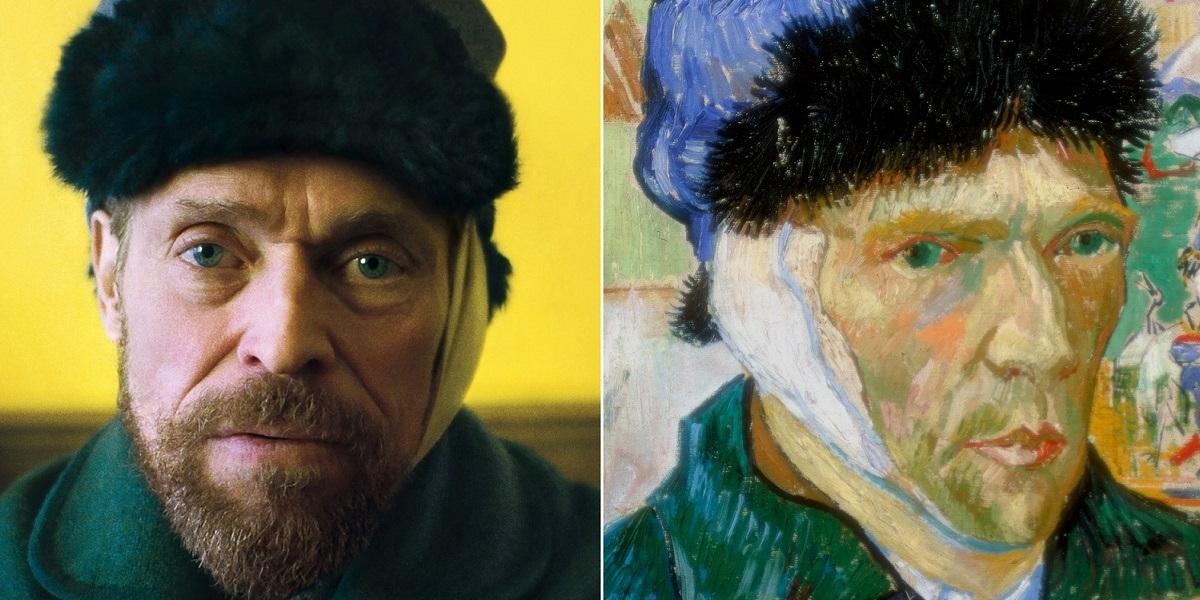 """""""Van Gogh: Sonsuzluğun Kapısında"""", Vizyona Girdi I Gözde Güven"""