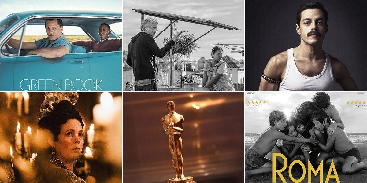 """91. Oscar Ödülleri: """"Green Book"""", En İyi Film, Alfonso Cuarón, En İyi Yönetmen"""