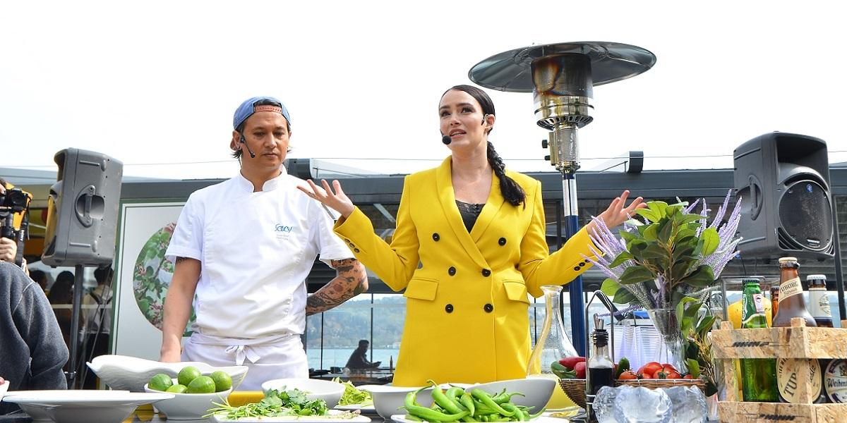 Sara La Fountain: Sevdiğiniz Yemeklerden Kendinizi Mahrum Etmeyin, Usulünce Yiyin