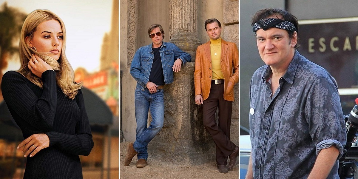 "Tarantino Gururla Sunar: ""Once Upon a Time in Hollywood"""