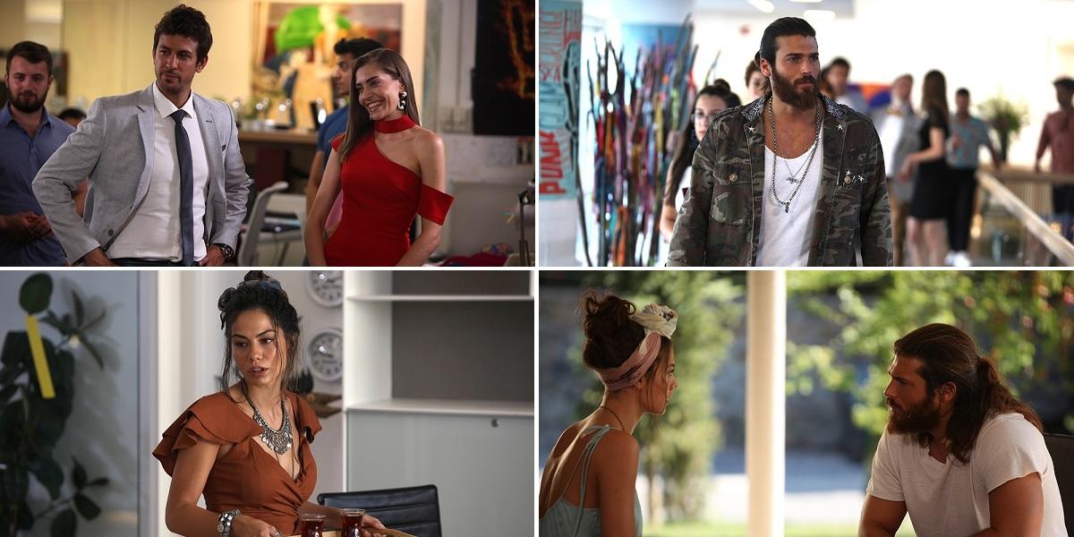 """""""Erkenci Kuş"""" 48. Bölüm: Can ile Sanem'in Zorlu Süreci"""
