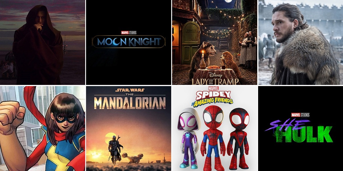 Disney, Disney Plus ve Marvel'dan Bombalar: Yeni Diziler, Fragmanlar ve Diğerleri…