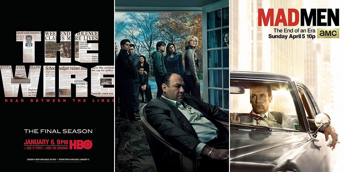 "Guardian Seçti: ""The Sopranos"" Zirvede"